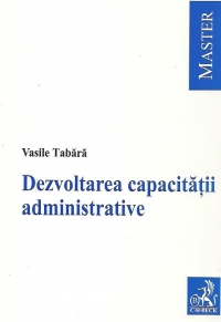 Dezvoltarea capacitatii administrative