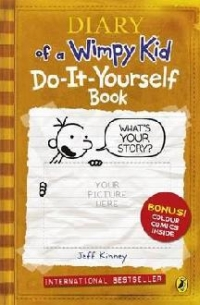 DIARY WIMPY KID: YOURSELF BOOK