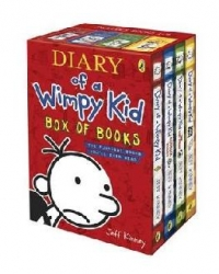 Diary Wimpy Kid Box Books