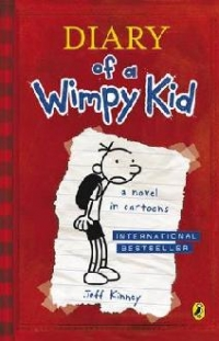 Diary Wimpy Kid (necartonata)