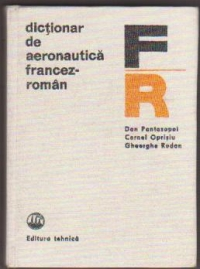 Dictionar aeronautica francez roman