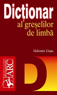Dictionar greselilor limba