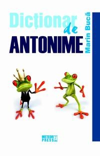 Dictionar antonime