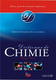 DICTIONAR CHIMIE