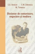 Dictionar comunicare negociere mediere
