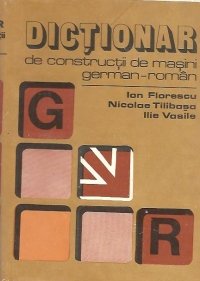 Dictionar constructii masini german roman