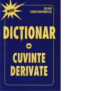 Dictionar cuvinte derivate