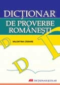 DICTIONAR PROVERBE ROMANESTI