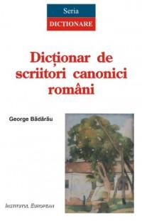 Dictionar scriitori canonici romani