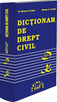 DICTIONAR DREPT CIVIL