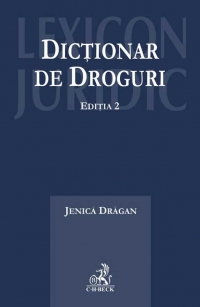 Dictionar droguri Editia