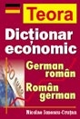Dictionar economic german roman/roman german
