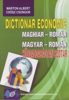 Dictionar economic maghiar roman