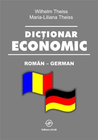 Dictionar economic roman german