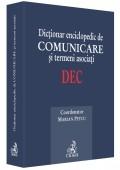 Dictionar enciclopedic comunicare termeni asociati