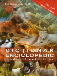 Dictionar enciclopedic medical veterinar roman