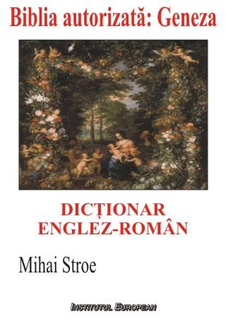 Dictionar englez roman Bibliei autorizate