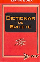 Dictionar de epitete