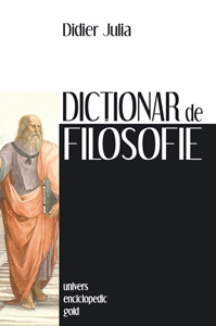 Dictionar filosofie editia