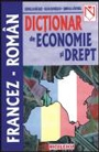 Dictionar francez roman economie drept