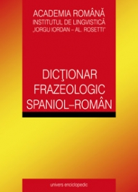 Dictionar frazeologic spaniol roman