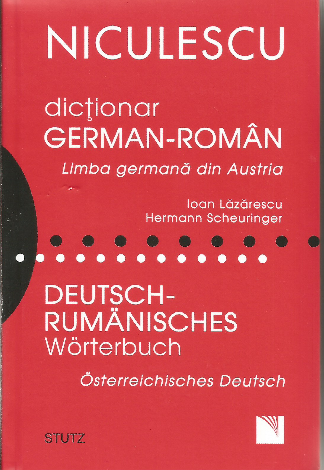 Dictionar german roman Limba germana