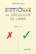 Dictionar greselilor limba 4270 articole