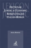 Dictionar juridic economic roman italian
