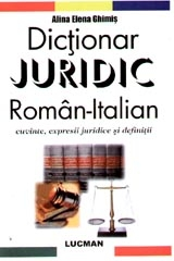 Dictionar Juridic Roman Italian