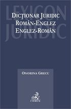 Dictionar juridic roman englez englez