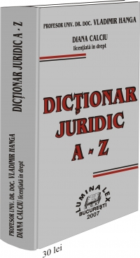 Dictionar Juridic