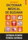 Dictionar medical buzunar german roman/roman