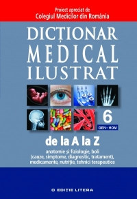 DICTIONAR MEDICAL ILUSTRAT VOL
