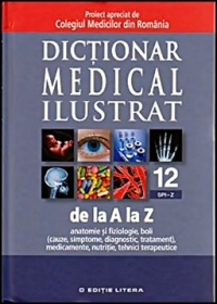 DICTIONAR MEDICAL ILUSTRAT. VOL. 12
