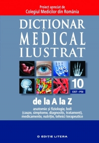 DICTIONAR MEDICAL ILUSTRAT. VOL. 10