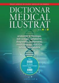 Dictionar medical ilustrat Anatomie fiziologie