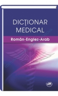 Dictionar medical roman englez arab
