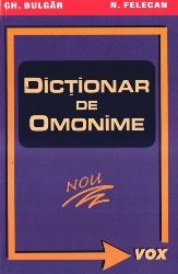 Dictionar omonime