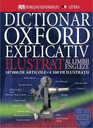 Dictionar Oxford Explicativ Ilustrat limbii