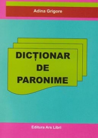 Dictionar paronime