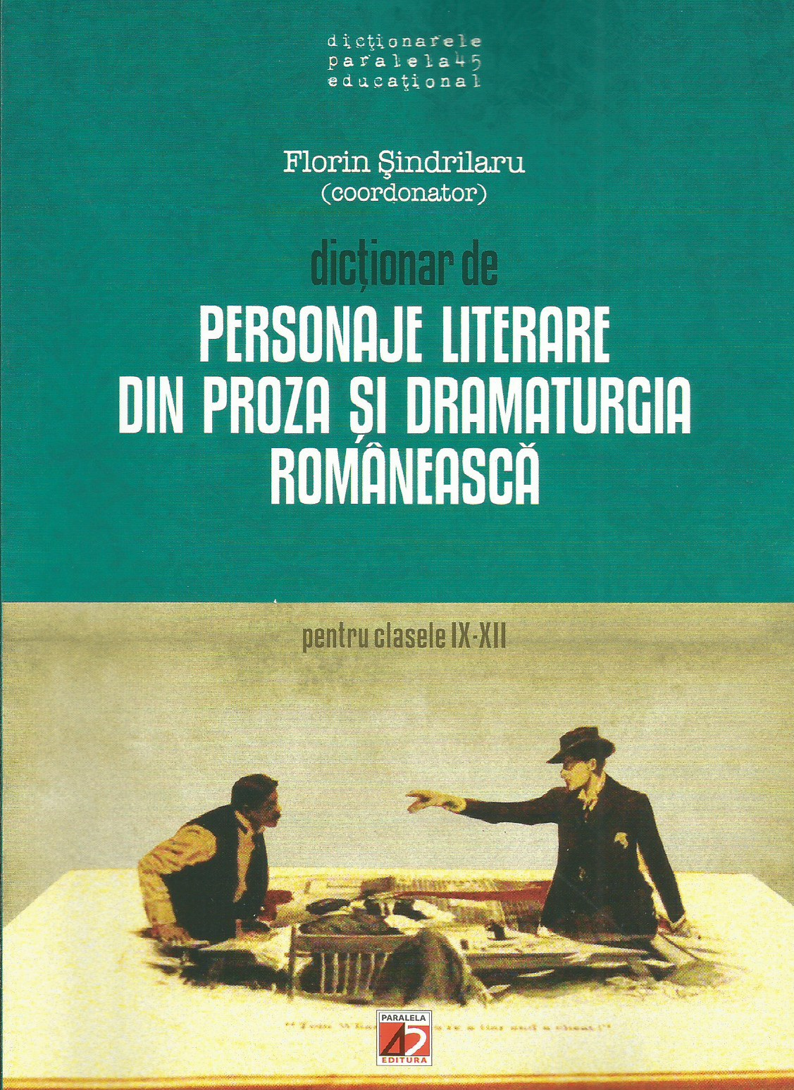 Dictionar personaje literare din proza