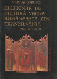 Dictionar pictura veche romaneasca din