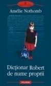 Dictionar Robert nume proprii
