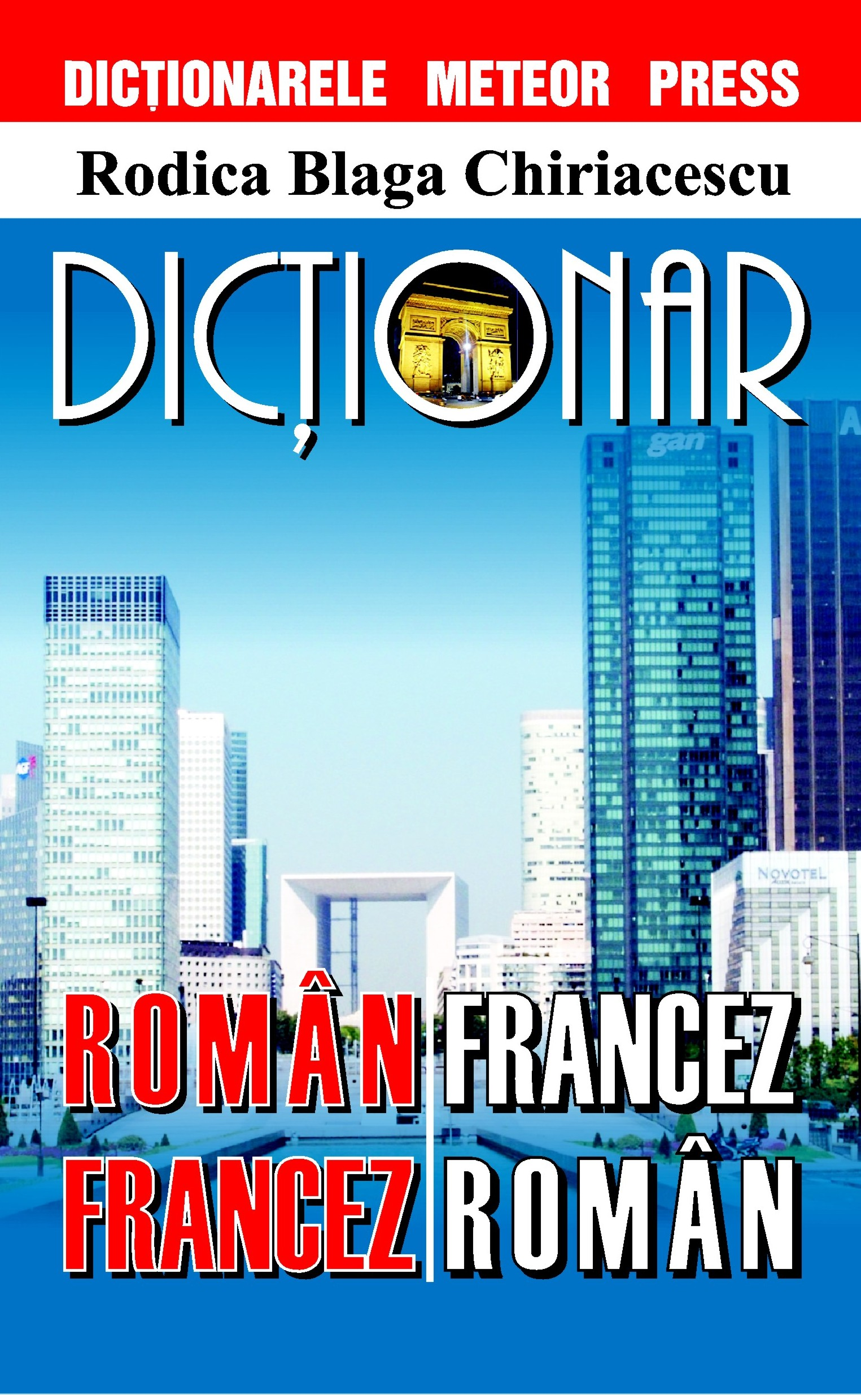 Dictionar roman-francez, francez-roman
