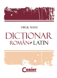 DICTIONAR ROMAN LATIN