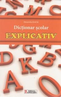 Dictionar scolar explicativ