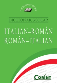 DICTIONAR SCOLAR ITALIAN ROMAN ROMAN
