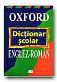 Dictionar scolar Oxford Englez Roman