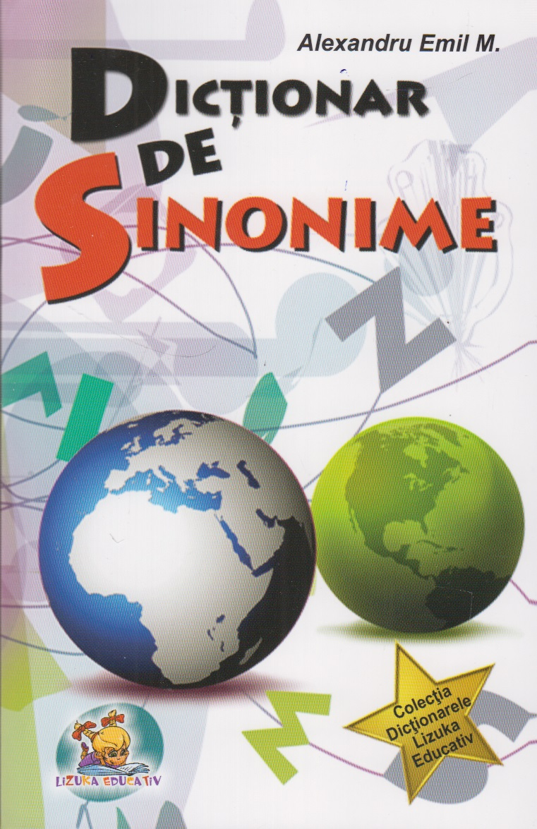 Dictionar sinonime (Lizuka Educativ)