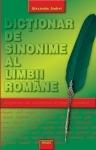 Dictionar de sinonime al limbii romane